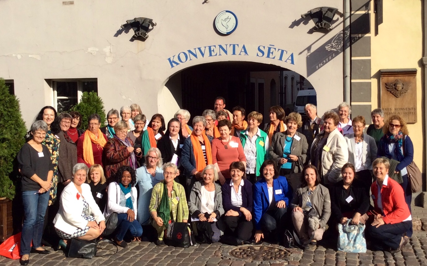 ANDANTE Conference in Riga, Latvia, 3rd-5th October 2014