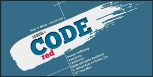 CODE Red Human Trafficking Awareness Conference in Malta