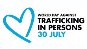 30 July - World Day Against Trafficking