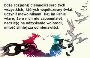 prayer card in Polish_2