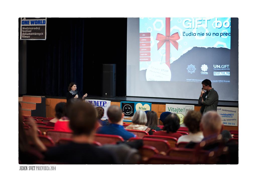 Jeden Svet Film Festival in Slovakia, 17-22 March 2014