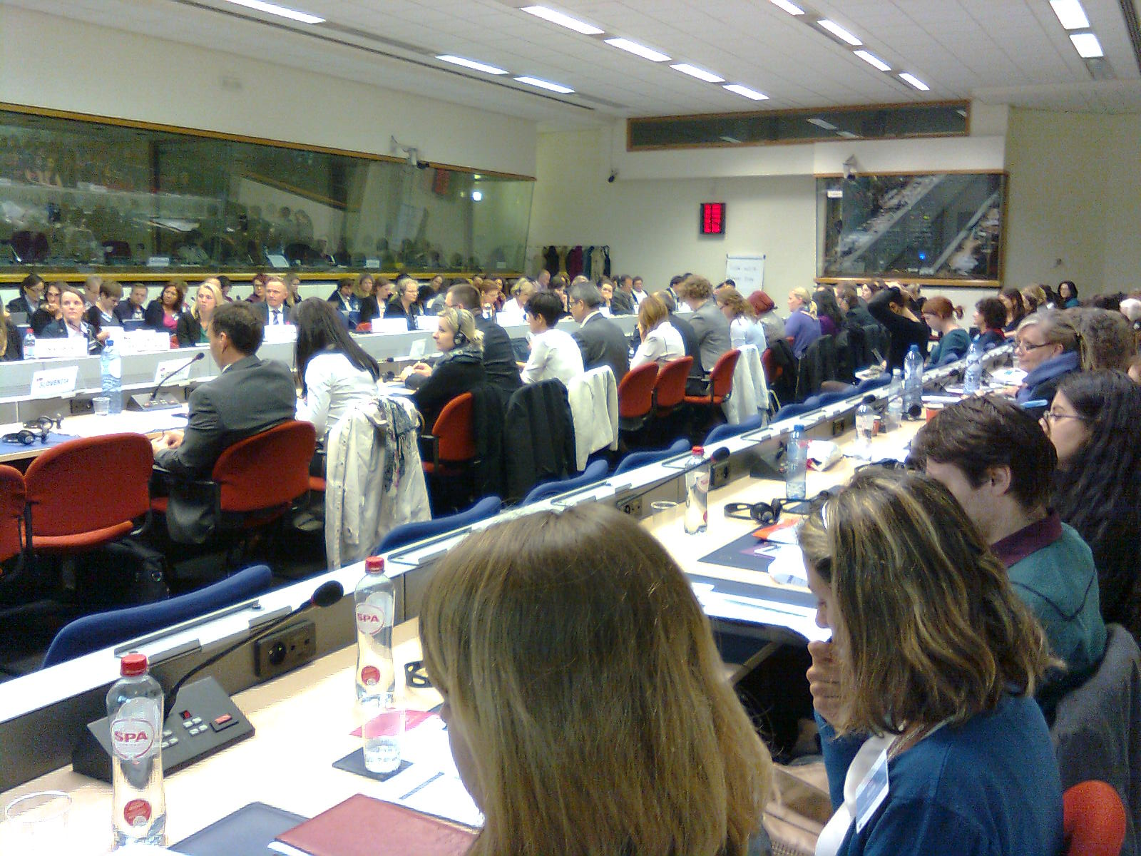 Third Meeting of the EU Civil Society Platform in Brussels, 7-8 May 2014