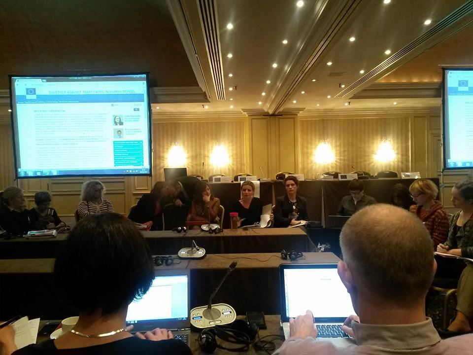 Fourth Meeting of the EU Civil Society Platform in Brussels, 21-22 October 2014
