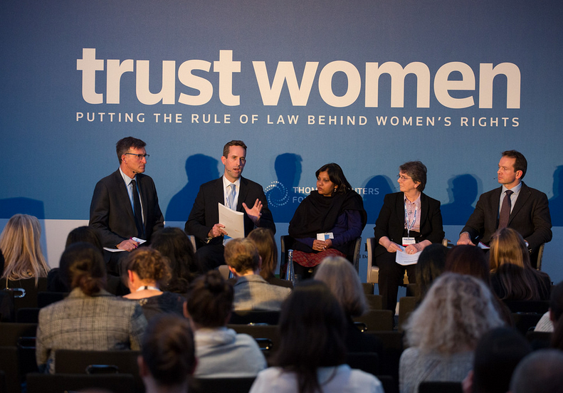 Trust Women Conference, London, 18th - 19th November 2014