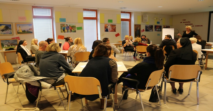 1. Cross Cultural Exchange in Slovenia, November 2014