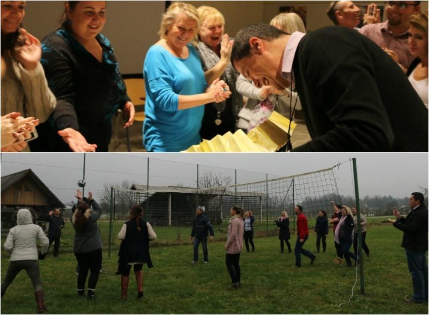 2. Cross Cultural Exchange in Slovenia, November 2014