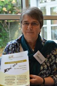 Sr Imelda Poole, President of RENATE