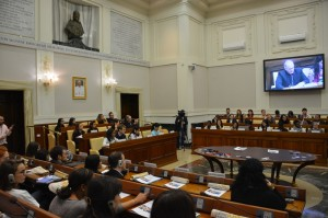 Youth Symposium at the Vatican, 7-8 November 2015