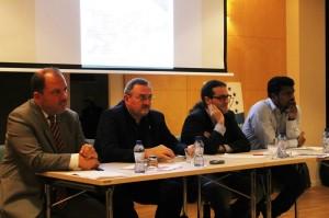 Speakers at the COMECE Debate in Brussels