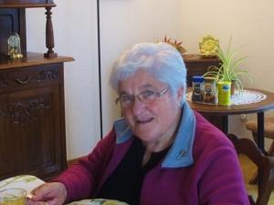 Author Marie Hélène Halligon, Congregation of Our Lady of Charity the Good Shepherd.
