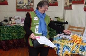 Imelda Poole, IBVM, President of RENATE